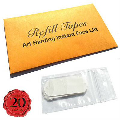 Anti Aging Instant Ten Face Neck And Eye Lift Tapes No More Wrinkles