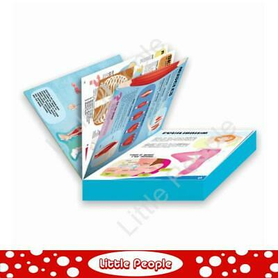 Sassi Travel, Learn and Explore - The Human Body Book  Puzzle 200 PCS