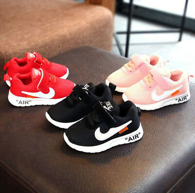 brand new f1007 ed94c Hot Kids Sport Running Shock Absorbing Boys Girls Baby Infants Trainers  Shoes Uk