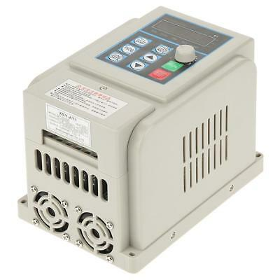 220V Variable Frequency Drive VFD Speed Controller for 3-phase 2.2kW AC Motor gd