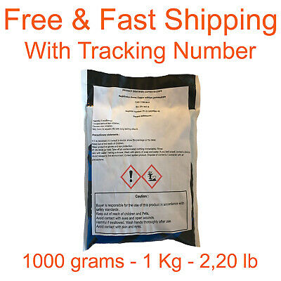 copper sulphate sulfate 1 kg 1000 gr 2,20 lb 7758-99-8 cheap free fast shipping