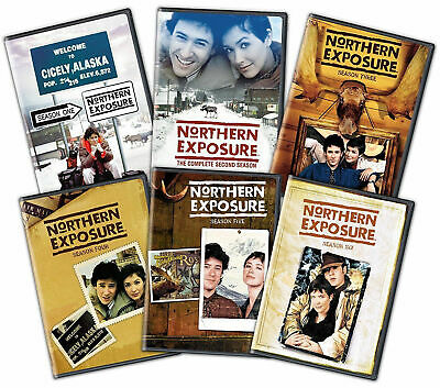 Northern Exposure The Complete Series (6 DVD Sets) NEW Seasons 1-6 1 2 3 4 5 6