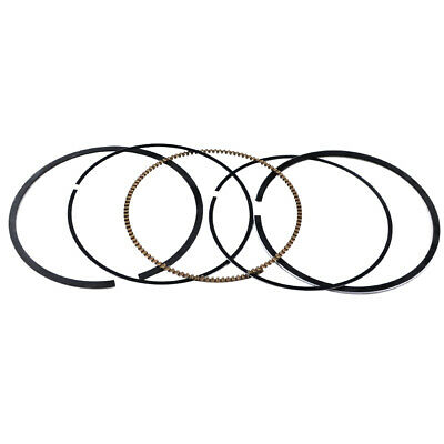 Piston Rings Kit For SUZUKI AN250 Burgman 98-06 DR250 90-95 Oversize Bore 73.5mm