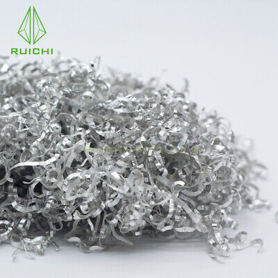 200g Magnesium metals Chips Turning Shaving 99.99% pure emergency fire starter