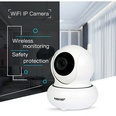 WANSCAM HW0021-3 HD 1080P Wifi Wireless Camera Infrared Night Vision Home Camera