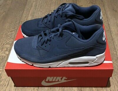 timeless design 557ac bc32b NIKE AIR MAX 90 Essential – Diffused Blue & White – Size 11