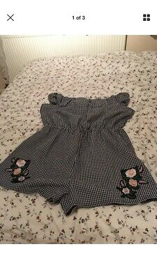 womens playsuit Size 18