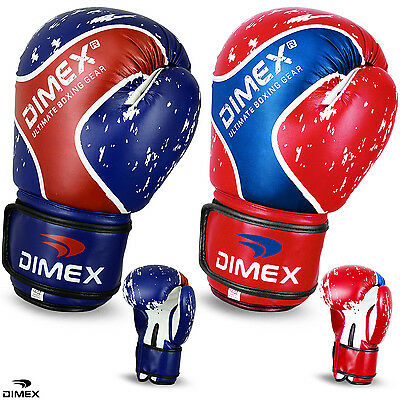 Boxing Gloves Professional Sparring Gloves Punch Bag Training MMA Mitts