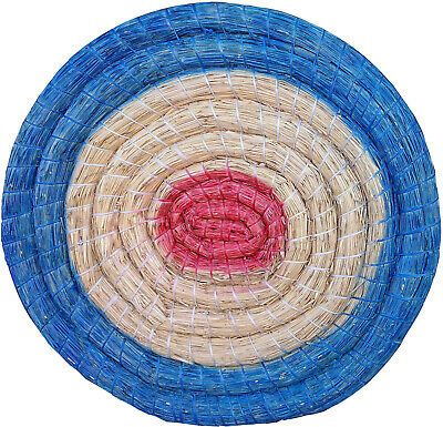 Straw Archery Target 80 cm painted FREE DELIVERY