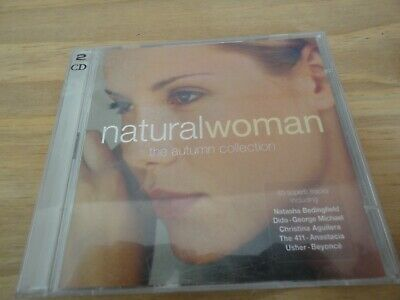 Natural Woman - The Autumn Collection - 2 Cd's Various Artists