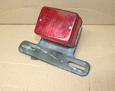 Yamaha BWS 50 3VL Rear Lamp Light & Number Plate Mount BW50 Tail Back Lens CW