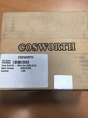 Cosworth Mitsubishi 4G63 Head Stud Kit