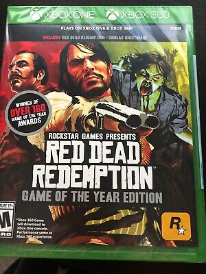 Red Dead Redemption -- Game of the Year Edition (Microsoft Xbox One & 360)