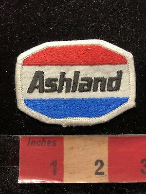 Ashland Oil Gas Station Advertising patch 2 X 2-3//4 #2982