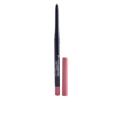 Maquillaje Maybelline mujer COLOR SENSATIONAL shaping lip liner #50-dusty rose