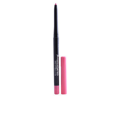 Maquillaje Maybelline mujer COLOR SENSATIONAL shaping lip liner #60-palest pink