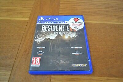 Resident EVil Biohazard - Playstation 4 Game PS4