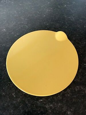 BMW Mini 2001-2006 Cooper One S Fuel Filler Flap Cover Yellow