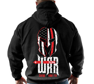 New Mens Monsta Clothing Fitness Gym Zipper Hoodie - This Means War