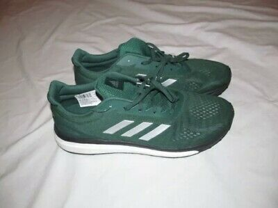 ADIDAS Men s Sz 11.5 Response Limited Running Core GREEN BOOST Shoes NEW W O  BOX 570ed9f40