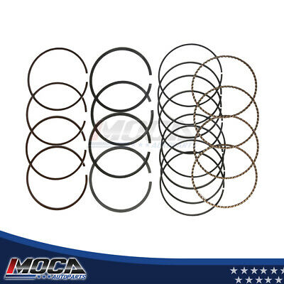 For 85-95 Toyota Pickup Celica 4Runner 2.4L SOHC 22R 22RE 22REC Piston Set-STD Car & Truck Pistons, Rings, Rods, & Parts