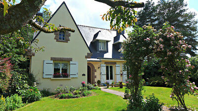 Mini Chateau - Classic French Home - Brittany,France - Move-In Ready