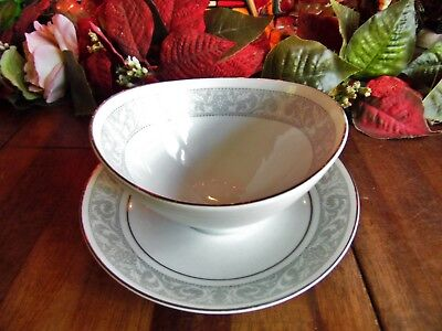 NEW OTHER(old stock) IMPERIAL GRAVY BOAT WHITNEY 5671 W DALTON