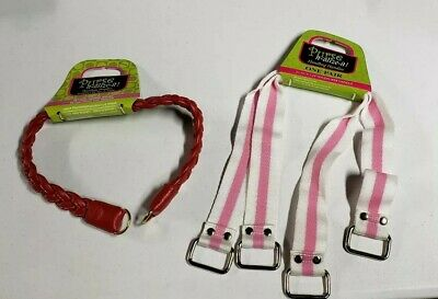 Purse n-alize-it! Pink And Silver Bead Purse Handles