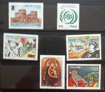 Italia collection 1996 MNH/***/Postfris (789) Italy Italien Italië