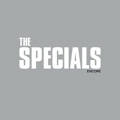 The Specials : Encore Signed Limited Edition CD Album Sold Out Brand New Rare