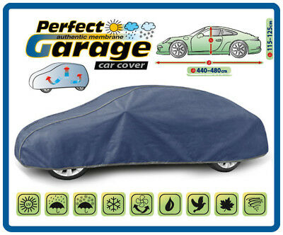Heavy Duty Breathable Waterproof 4 Layers Car Cover for Mercedes CLA Class