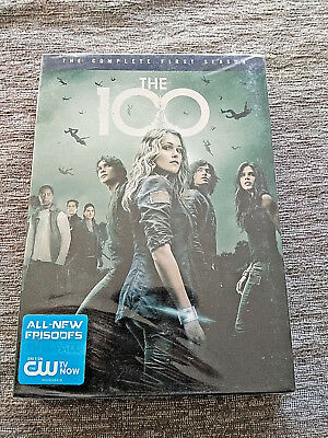 The 100 - The Complete First Season TV Series DVD Brand New Sealed