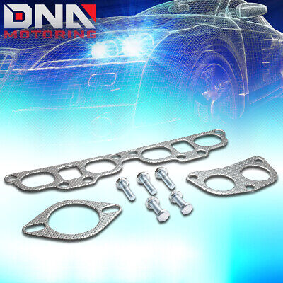 for 1991-2002 infiniti g20 nissan sentra 2 0l exhaust manifold header  gasket set