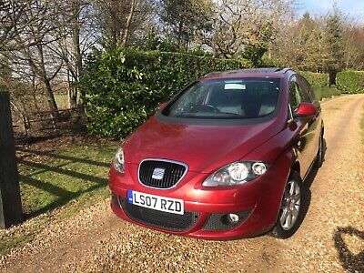 Seat Altea 2.0 TDI DSG Automatic Diesel with only 1 Owner From New