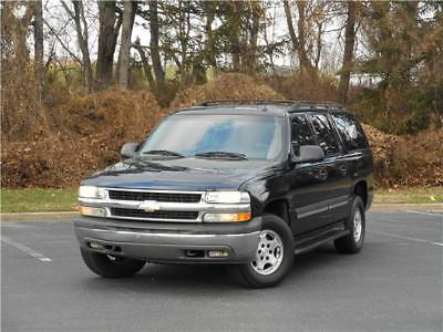 2004 Chevrolet Suburban LS 4X4 LOW 62K MILE 1OWN CLEAN CARFAX TAHOE DENALI 2004 CHEVROLET SUBURBAN LS 4X4 TAHOE 62K MILES 1OWN CLEAN CARFAX PRICED TO SELL!