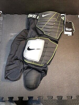 a585c128422f5 $120 Nike Pro Combat Hyperstrong 3.0 Compression Hard Plate Medium 584387- 011