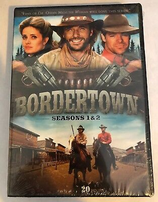 Bordertown Complete TV Series Seasons 1-3 1 2 3 DVD Collection NEW DVD SET