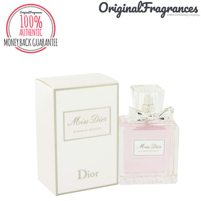 MISS DIOR BLOOMING Bouquet Perfume 3 4 / 1 7 oz CHRISTIAN DIOR EDT SPRAY NEW