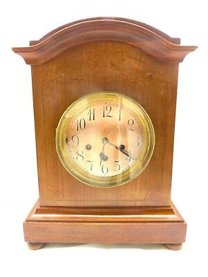 Completely Rebuilt Junghans  Westminster Chime Mantle Clock!!!  EXCEPTIONAL!!!