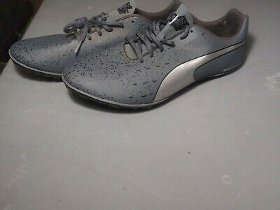 huge discount cbb66 27b0e Mens PUMA ROMA SPORT LIFESTYLE BlueGray Sneakers Size 12