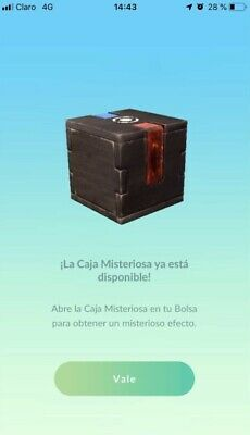 Mystery Boxes For Pokemon Go To Get Meltan.