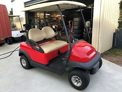 Club Car Petrol Golf Cart/car 2010.