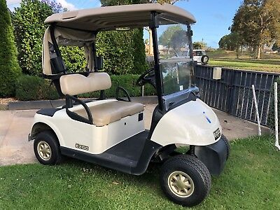 EZ-GO RXV 2009 Battery/Electric Golf Cart/car.