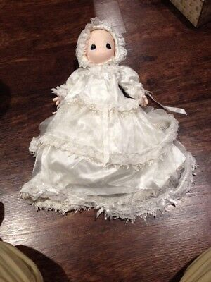 Precious Moments Christening Doll