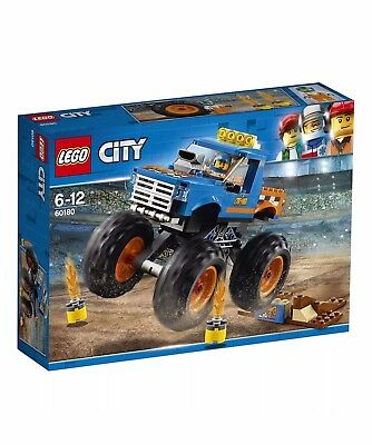 LEGO 60180 Monster Truck Brand New