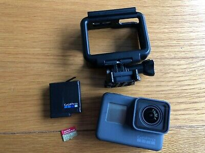 GoPro Hero5 Black - Action Camera 4K HD Waterproof