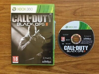 Call of Duty Black Ops II 2 Xbox 360 (Xbox One Compatible)