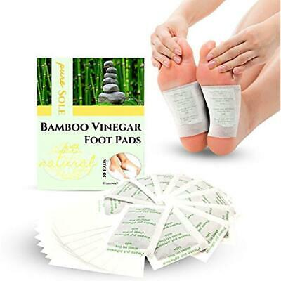 Bamboo Foot  Hand Care PADS Vinegar Pure Sole Body All Natural Premium FREE SHIP