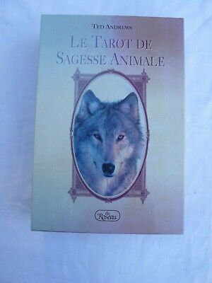 Le Tarot De Sagesse Animale Par Ted Andrews