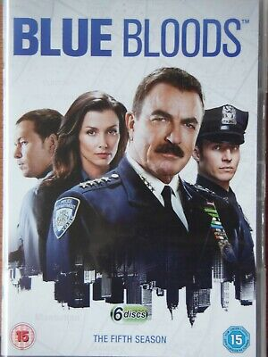 Blue Bloods - The Complete Fifth Season 5 - GENUINE UK DVD SET - Series Five